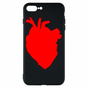 Etui na iPhone 8 Plus Heart abstraction