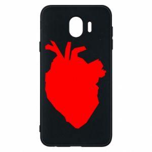 Etui na Samsung J4 Heart abstraction