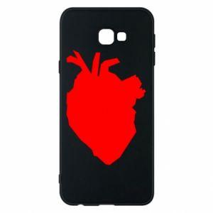 Etui na Samsung J4 Plus 2018 Heart abstraction