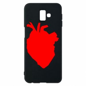 Etui na Samsung J6 Plus 2018 Heart abstraction