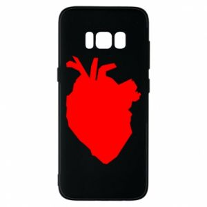 Etui na Samsung S8 Heart abstraction
