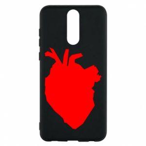 Etui na Huawei Mate 10 Lite Heart abstraction