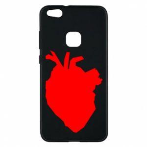 Etui na Huawei P10 Lite Heart abstraction