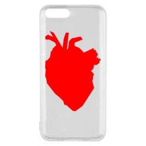 Etui na Xiaomi Mi6 Heart abstraction