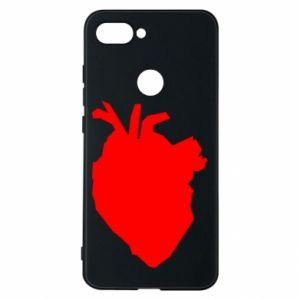 Etui na Xiaomi Mi8 Lite Heart abstraction