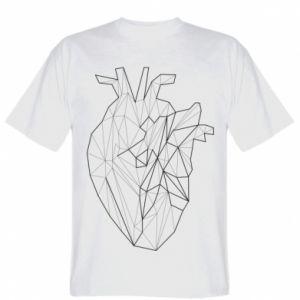 Koszulka Heart line