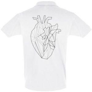 Koszulka Polo Heart line