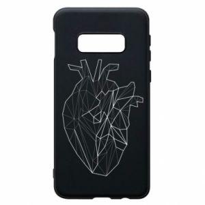 Etui na Samsung S10e Heart line