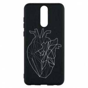 Etui na Huawei Mate 10 Lite Heart line