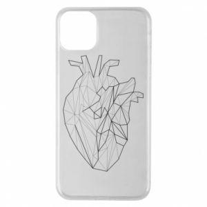 Etui na iPhone 11 Pro Max Heart line