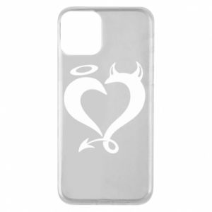 Etui na iPhone 11 Heart of satan