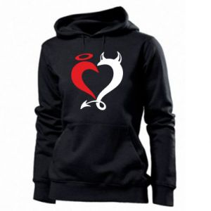Bluza damska Heart of satan