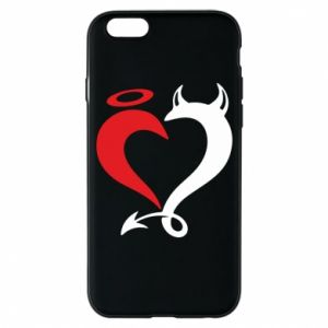 Etui na iPhone 6/6S Heart of satan