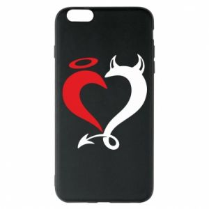 Etui na iPhone 6 Plus/6S Plus Heart of satan