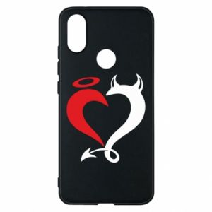 Etui na Xiaomi Mi A2 Heart of satan