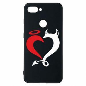 Etui na Xiaomi Mi8 Lite Heart of satan