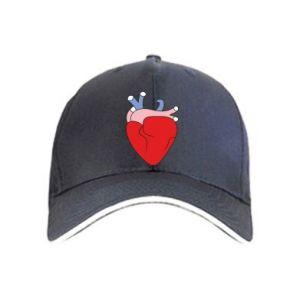 Cap Heart with vessels - PrintSalon