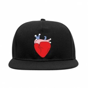 SnapBack Heart with vessels