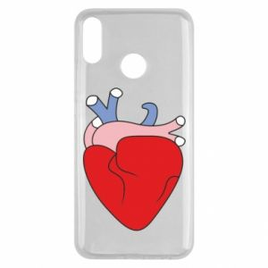 Etui na Huawei Y9 2019 Heart with vessels