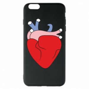 Phone case for iPhone 6 Plus/6S Plus Heart with vessels