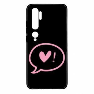 Etui na Xiaomi Mi Note 10 Heart!