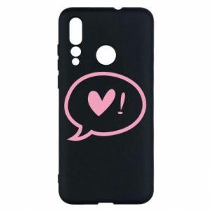 Etui na Huawei Nova 4 Heart!