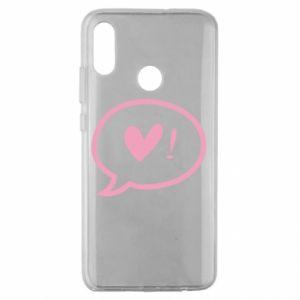 Etui na Huawei Honor 10 Lite Heart!