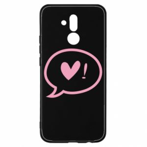 Etui na Huawei Mate 20 Lite Heart!