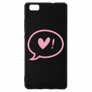 Etui na Huawei P 8 Lite Heart!