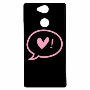 Etui na Sony Xperia XA2 Heart!