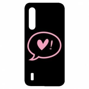 Etui na Xiaomi Mi9 Lite Heart!