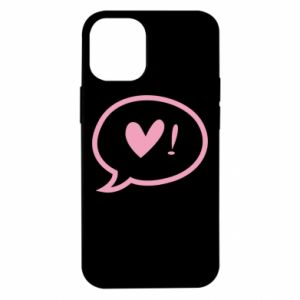Etui na iPhone 12 Mini Heart!