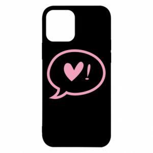 Etui na iPhone 12/12 Pro Heart!