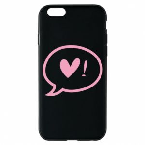 Etui na iPhone 6/6S Heart!