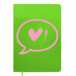 Notepad Heart!