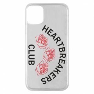Etui na iPhone 11 Pro Heartbreakers club