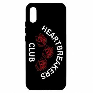 Etui na Xiaomi Redmi 9a Heartbreakers club