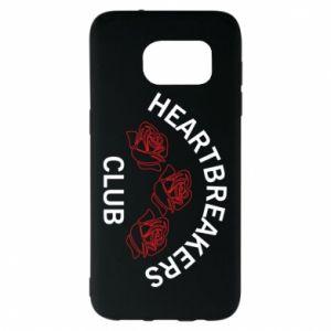 Etui na Samsung S7 EDGE Heartbreakers club