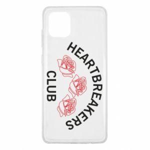 Etui na Samsung Note 10 Lite Heartbreakers club
