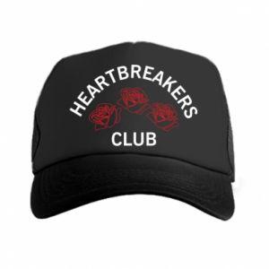 Czapka trucker Heartbreakers club