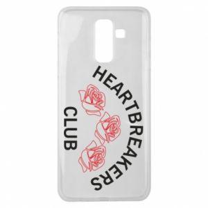 Etui na Samsung J8 2018 Heartbreakers club