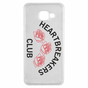 Etui na Samsung A3 2016 Heartbreakers club