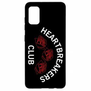 Etui na Samsung A41 Heartbreakers club