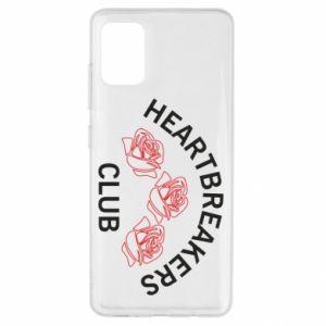 Etui na Samsung A51 Heartbreakers club