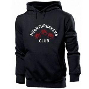 Męska bluza z kapturem Heartbreakers club