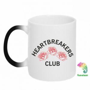 Kubek-kameleon Heartbreakers club