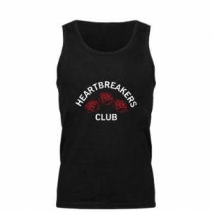 Męska koszulka Heartbreakers club