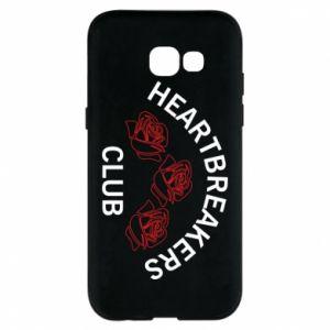 Etui na Samsung A5 2017 Heartbreakers club