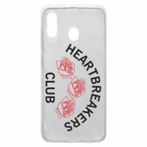 Etui na Samsung A20 Heartbreakers club