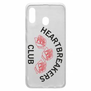 Etui na Samsung A30 Heartbreakers club